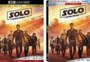 Solo: A Star Wars Story – Sept 14th Digital & Sept 25th Blu-ray