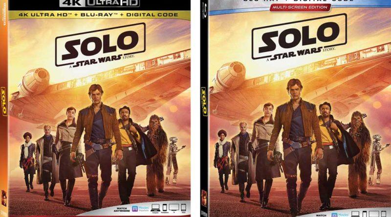 Solo: A Star Wars Story Box Art