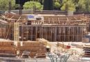 Disneyland New Parking Structure Construction Pictures (7/13)