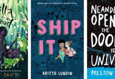 Summer Book Releases: A Trio of Young Adult Reads