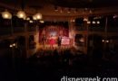 Stopped by the Golden Horseshoe while Laughing Stock Co was performing