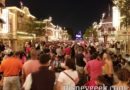 Choose a spot on Main Street USA for Together Forever fireworks
