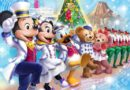 Disney Christmas at Tokyo Disney Resort (Nov 8-Dec 25, 2018)