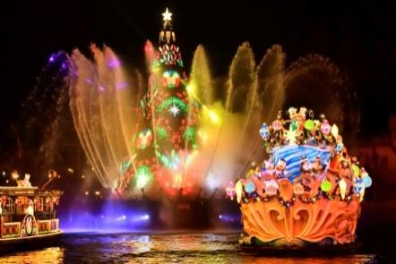 Tokyo Disney Christmas 2018