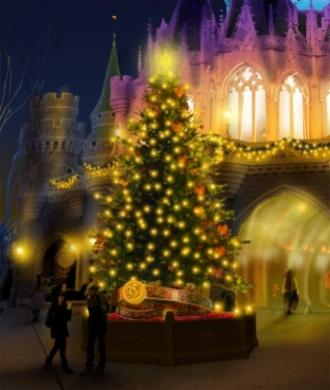 tokyo disney christmas 2018 - When Does Disney Decorate For Christmas 2018
