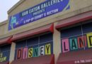 That's From Disneyland!  Exhibit & Auction