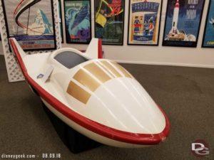 Walt Disney World Star Jet (1974-94)
