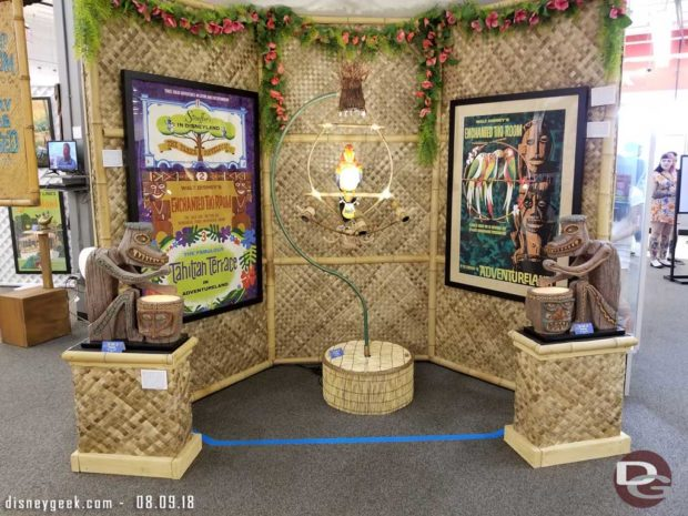 Adventureland/Tiki Room Items