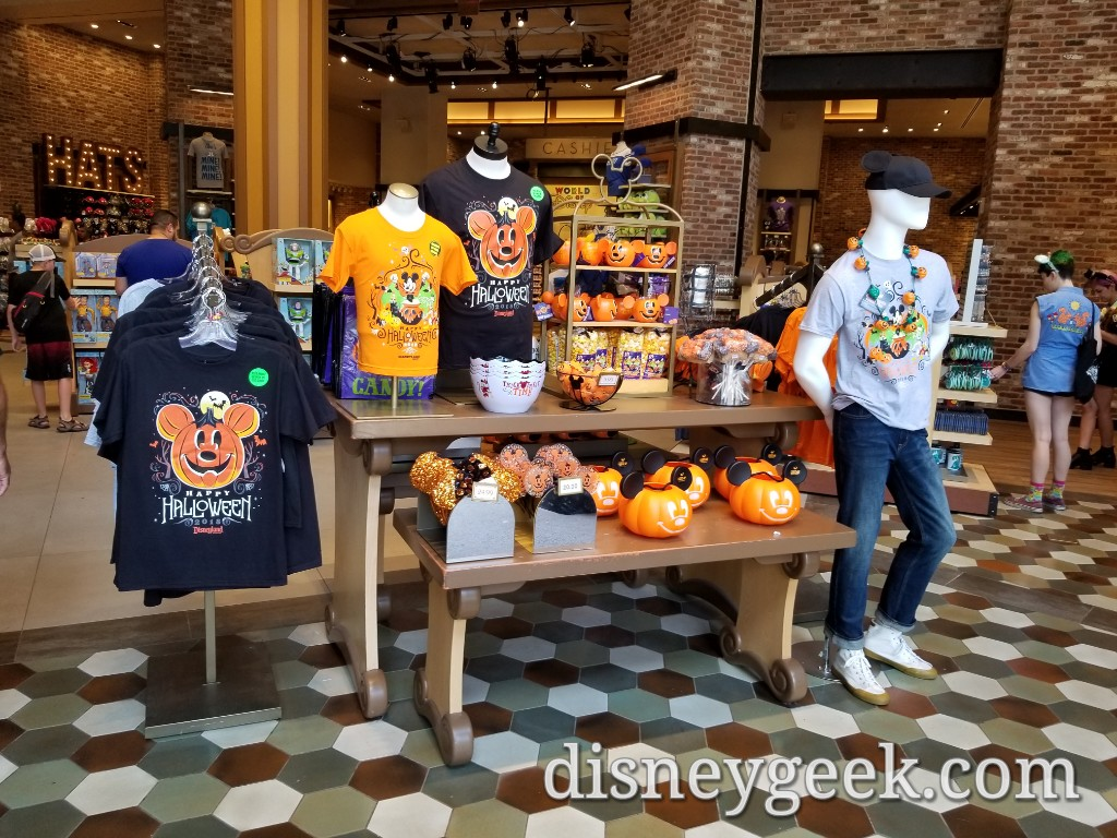 halloween merchandise at downtown disney (several pictures) – the