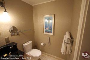 Shanghai Disneyland Hotel Room - Bathroom
