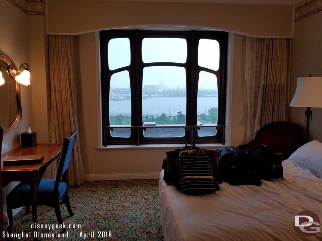 Shanghai Disneyland Hotel Room