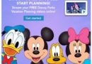 Disney Vacation Planning Video/Brochures