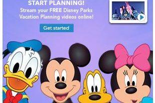 Disney Vacation Planning Videos