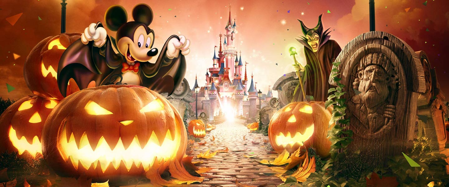 Disneyland Paris Halloween 2018