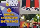 The AP corner has returned for the final weeks of Pixar Fest