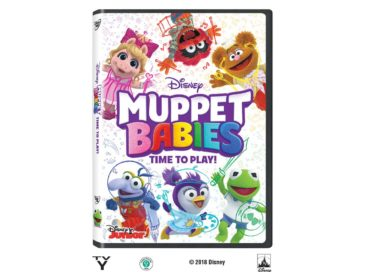 """Muppet Babies """"Time to Play"""" DVD Review"""