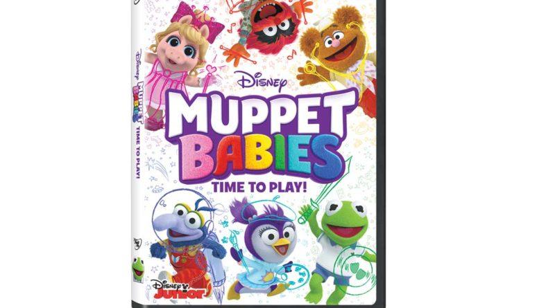 Muppet Babies DVD
