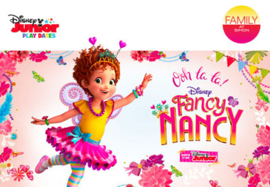 Daynah visits – Fancy Nancy at the Mall