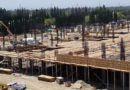 Disneyland New Parking Structure Construction Pictures (8/03)