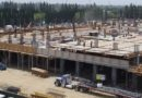 Disneyland New Parking Structure Construction Pictures (8/24)