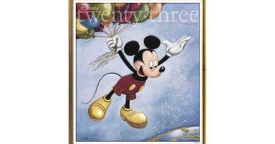 Disney Twenty-Three Fall Issue Celebrates 90 Years of Mickey Mouse