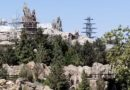 Disneyland Star Wars: Galaxy's Edge Construction Pictures (8/03)
