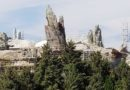 Disneyland Star Wars: Galaxy's Edge Construction Pictures (8/24)