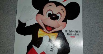 LIFE Mickey 90 Publication