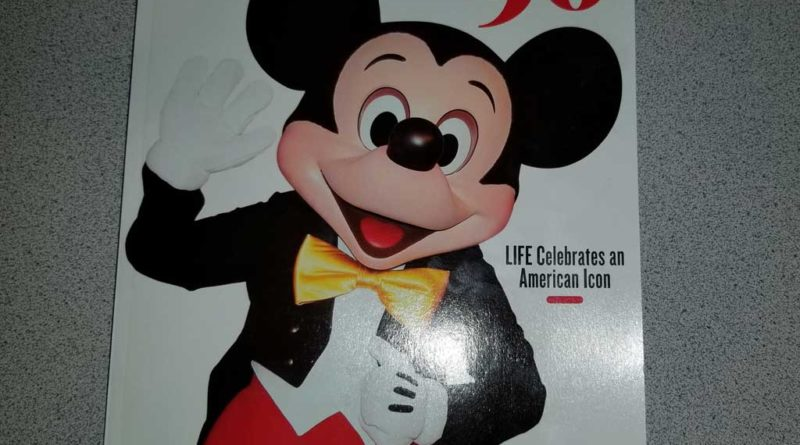 LIFE Mickey 90 Publication