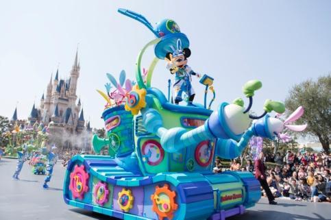 """Disney's Easter"" at Tokyo Disneyland"