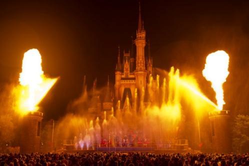 """""""Donald's Hot Jungle Summer"""" at Tokyo Disneyland"""