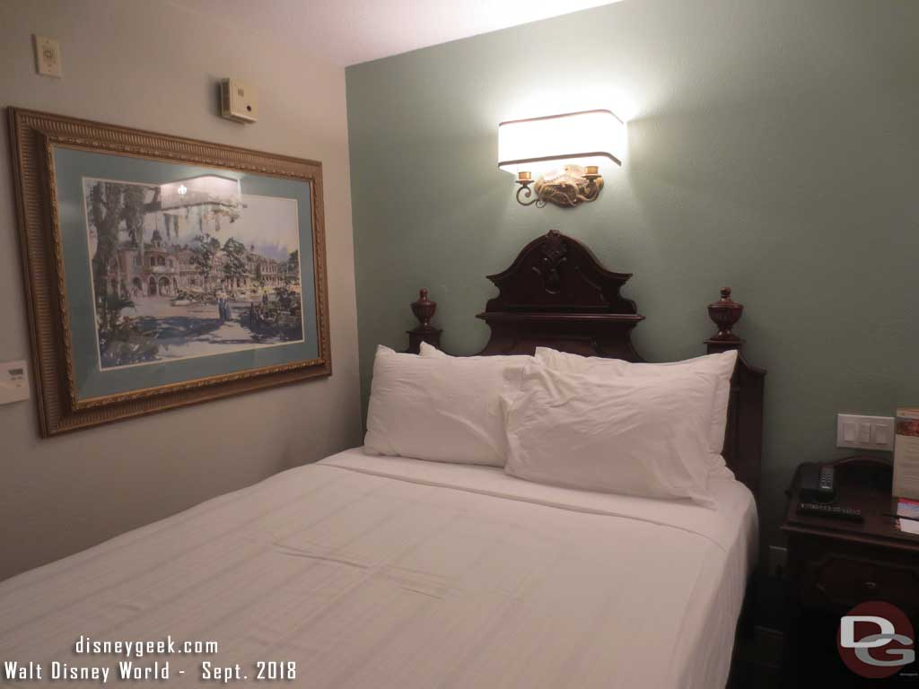 Port Orleans Resort - French Quarter Room