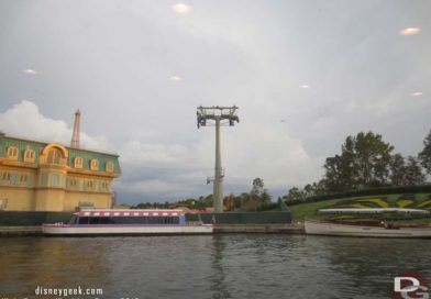 Guest Photos: Epcot (Skyliner Station & more)