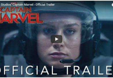 Marvel Studios' Captain Marvel – Official Trailer & Poster