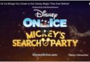 Sneak Peek Webcast of Disney On Ice presents Mickey's Search Party Today