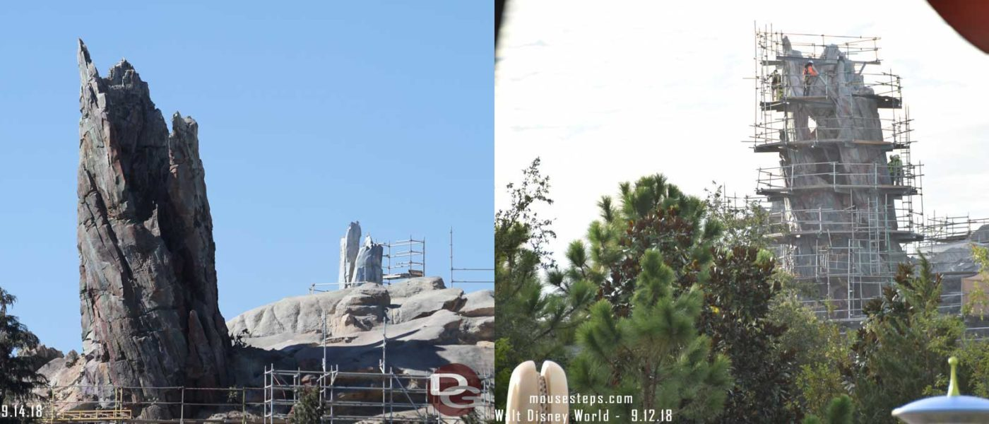 Star Wars: Galaxy's Edge – Disneyland compared to WDW from 9/12 &14
