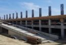 Disneyland New Parking Structure Construction Pictures (9/28)