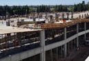 Disneyland New Parking Structure Construction Pictures (9/14)