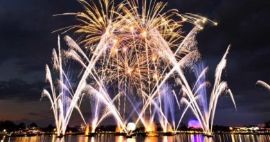 Illuminations: Reflections of Earth to End Summer 2019 at Epcot