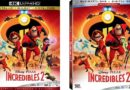 Incredibles 2 Digital Release 10/23 & Blu-ray 11/6