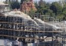 Disneyland Star Wars: Galaxy's Edge Construction Pictures (9/28/18)