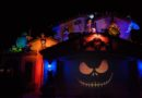 Guest Post – Nightmare Before Christmas Halloween Display (Pictures & Video)