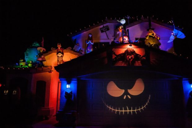 Guest Post: Nightmare Before Christmas Halloween Decorations