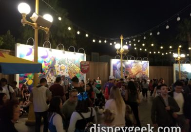 Incredicoaster Standby Stretches to Adorable Snowman (posted at 160 min)