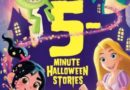Book Review: Disney 5-Minute Halloween Stories