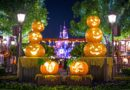 Shanghai Disney Resort Halloween Season Oct 1 through Nov 4, 2018