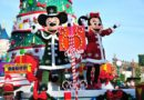 Disneyland Paris Christmas 2018 Shows, Parade, and other Festivities – Nov 10 – Jan 6