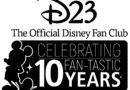 Disney D23 2019 Event Information