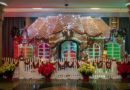 Gingerbread Displays at Disney Parks and Resorts & Disney Cruise Line