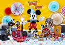 "Hong Kong Disneyland Resort hosts first-of-its-kind ""World's Biggest Mouse Party"" to celebrate Mickey Mouse's 90th anniversary"